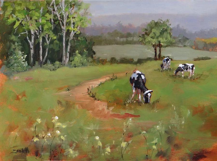 美国女画家劳拉·李·桑格蒂作品选插图31