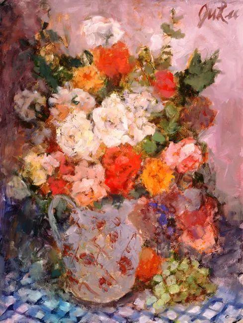 美国女画家Julee Simmons作品选插图1