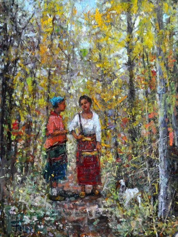 美国女画家Julee Simmons作品选插图11