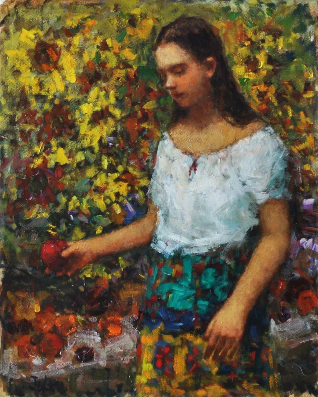 美国女画家Julee Simmons作品选插图17