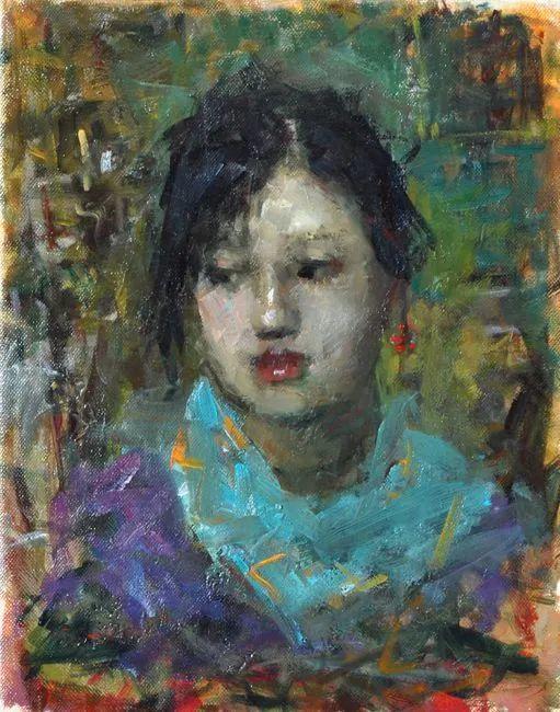 美国女画家Julee Simmons作品选插图41