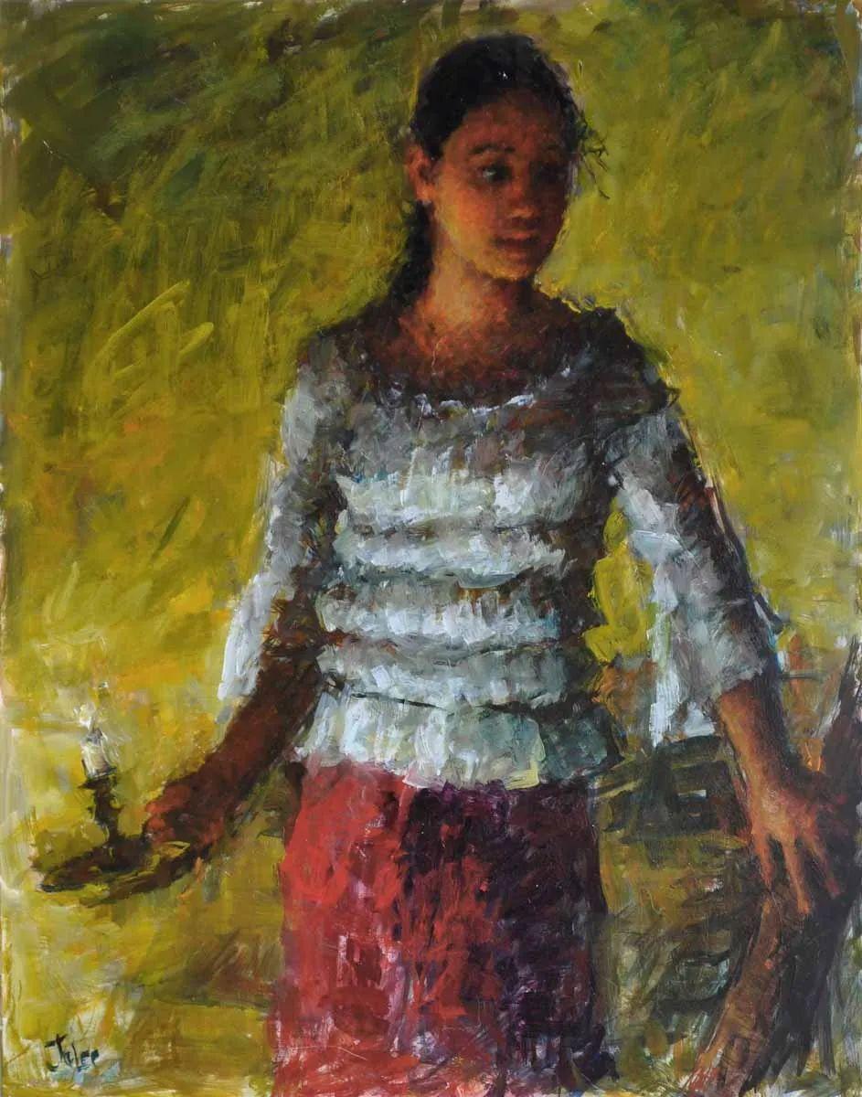 美国女画家Julee Simmons作品选插图45