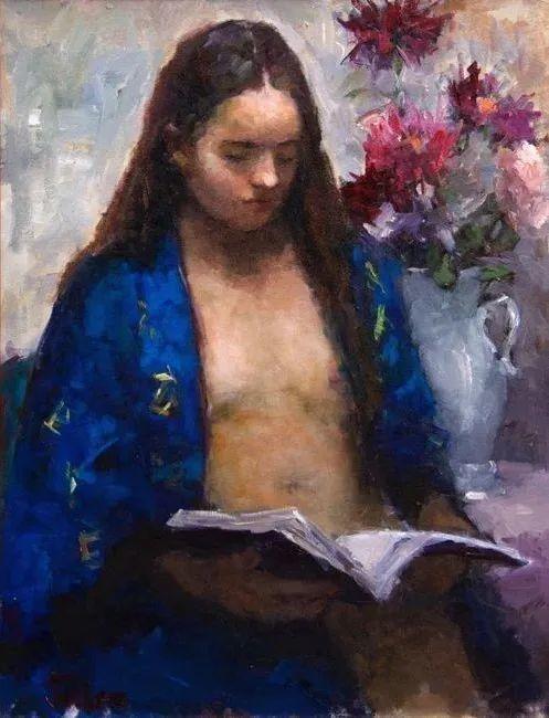 美国女画家Julee Simmons作品选插图49