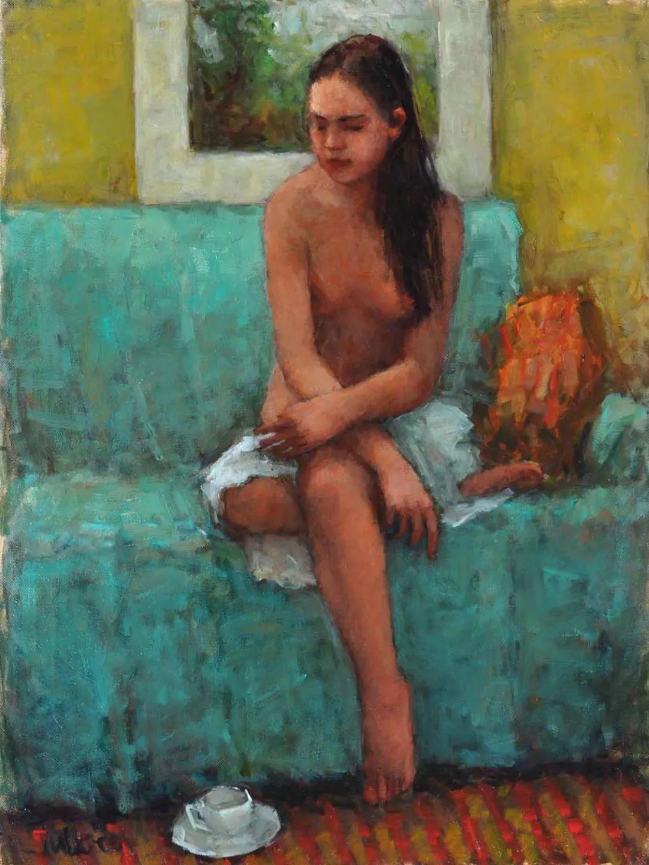 美国女画家Julee Simmons作品选插图55