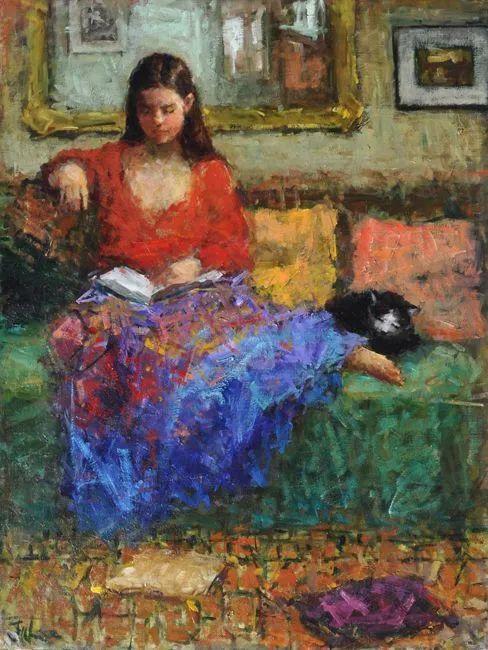 美国女画家Julee Simmons作品选插图63