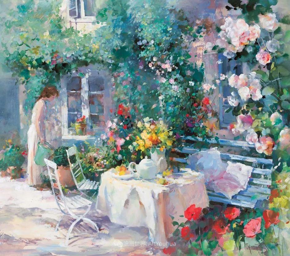 色彩柔和 美丽浪漫插图1