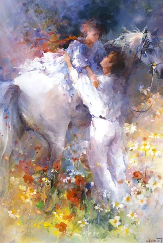色彩柔和 美丽浪漫插图11