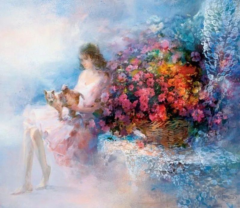 色彩柔和 美丽浪漫插图27