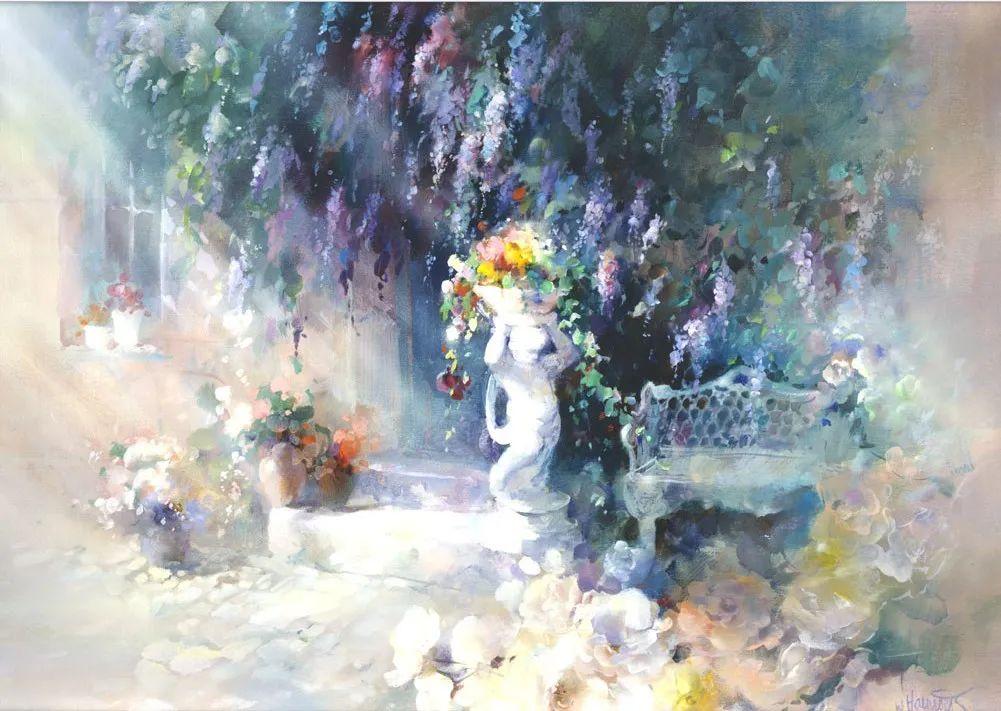 色彩柔和 美丽浪漫插图43