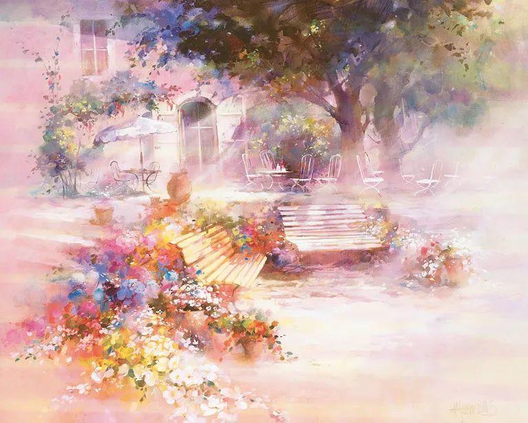 色彩柔和 美丽浪漫插图45