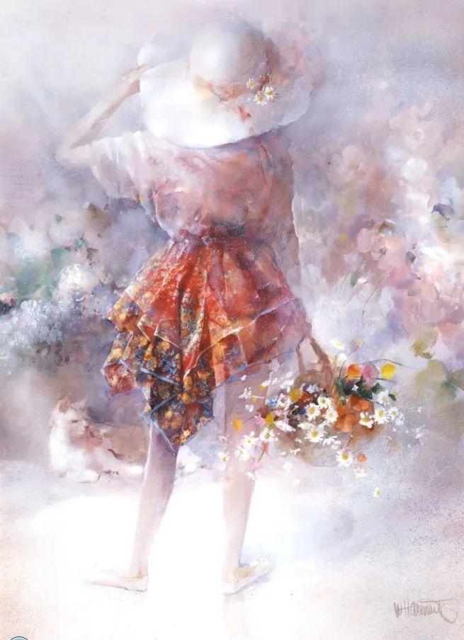 色彩柔和 美丽浪漫插图49