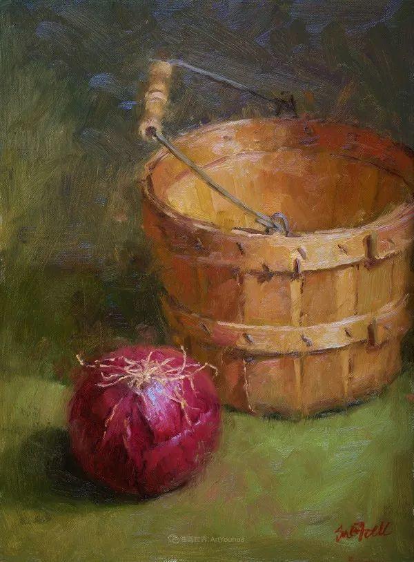 静物欣赏,美国女画家苏·福尔画选 (上)插图31