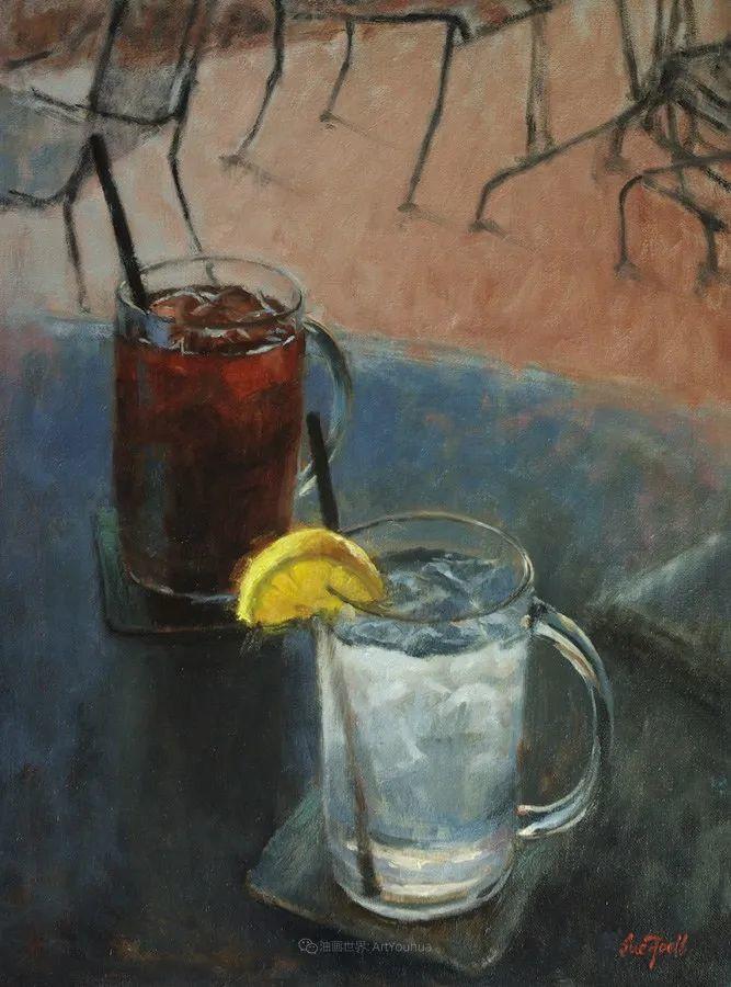 静物欣赏,美国女画家苏·福尔画选 (上)插图41