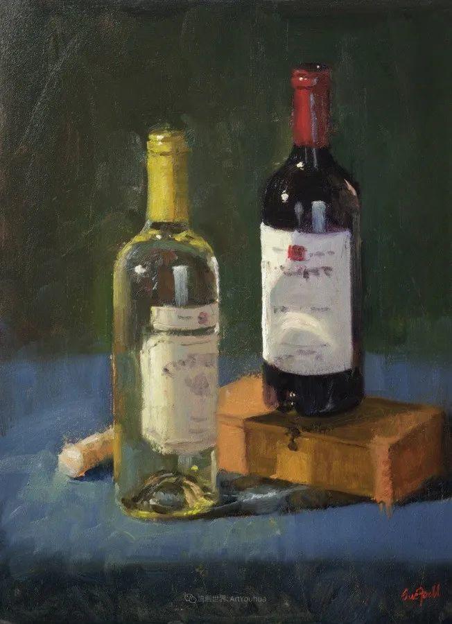 静物欣赏,美国女画家苏·福尔画选 (上)插图45