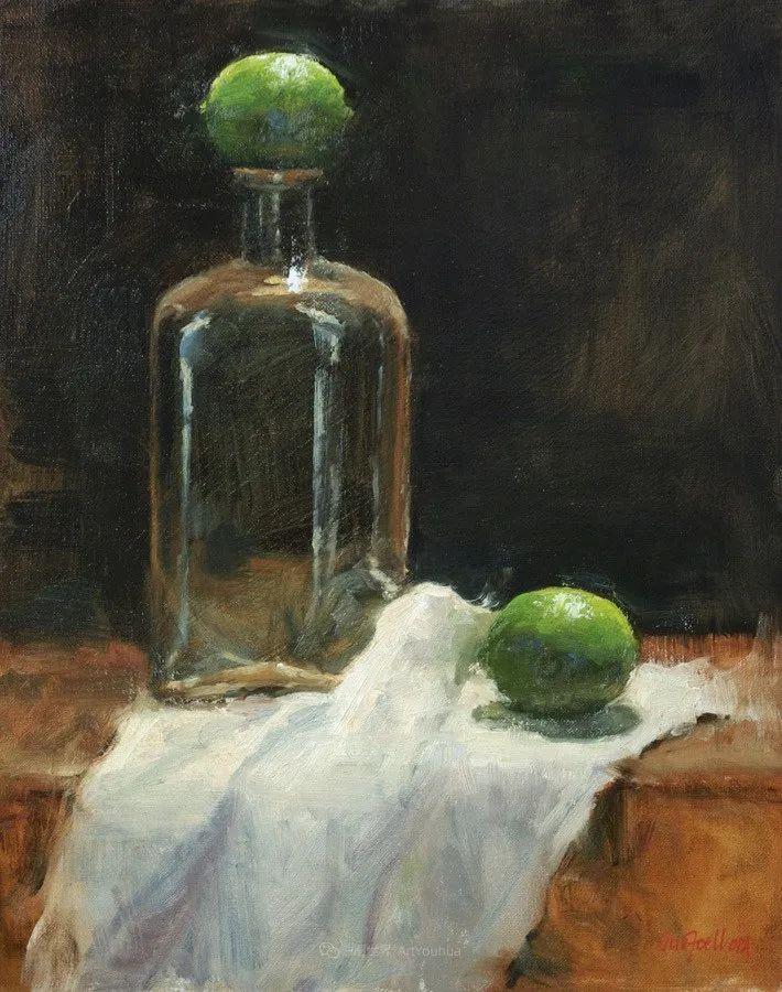 静物欣赏,美国女画家苏·福尔画选 (上)插图83