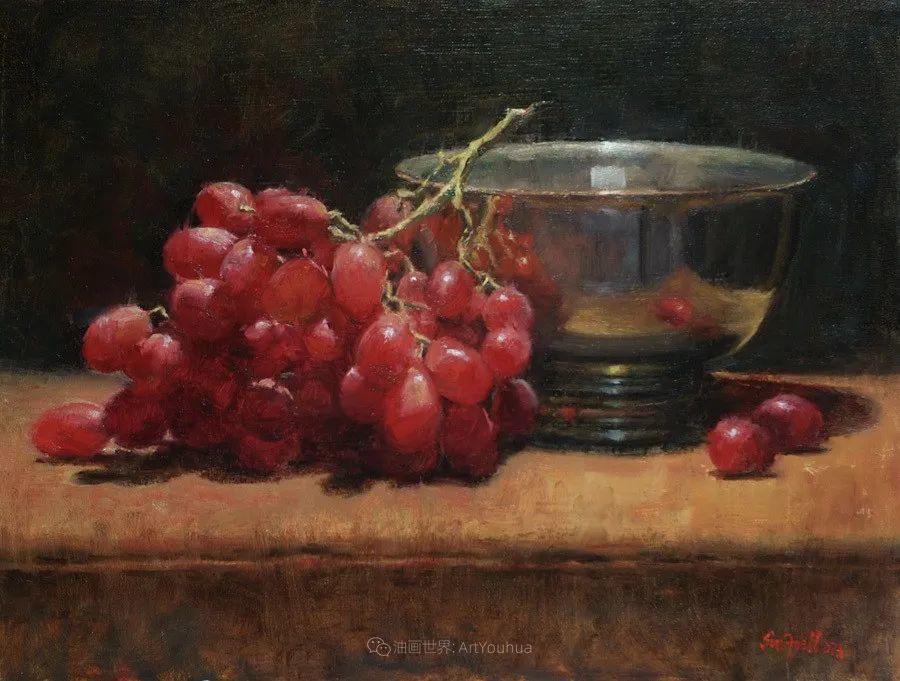 静物欣赏,美国女画家苏·福尔画选 (上)插图105