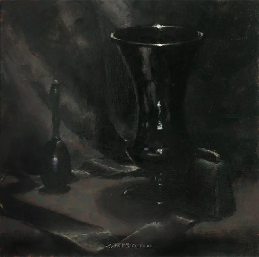 静物欣赏,美国女画家苏·福尔画选 (上)插图109
