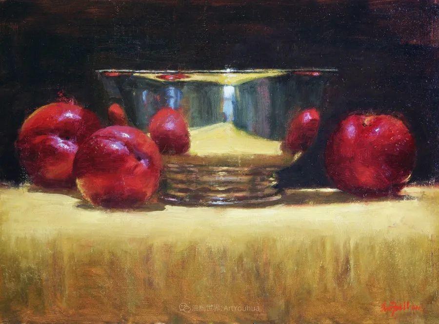 静物欣赏,美国女画家苏·福尔画选 (上)插图113