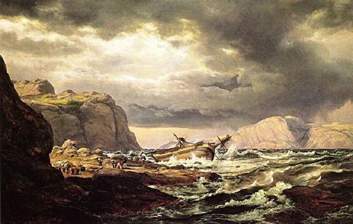 挪威山水画之父——达尔 (下)插图6