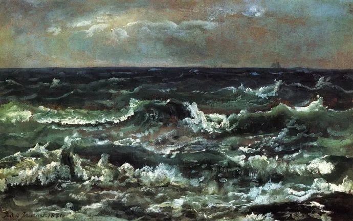 挪威山水画之父——达尔 (下)插图13