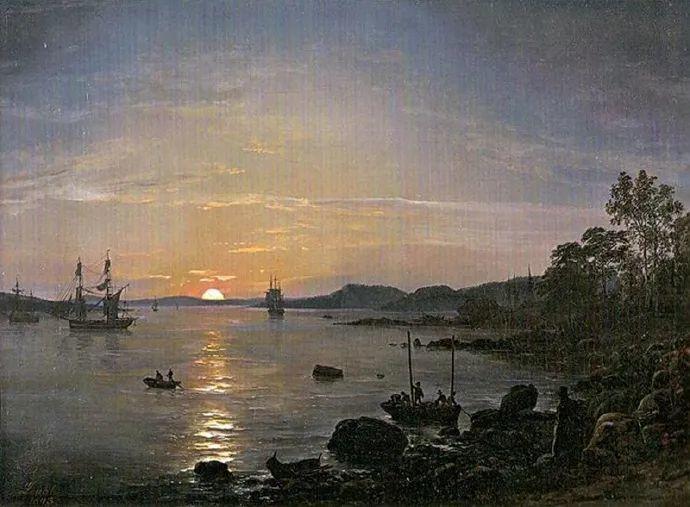 挪威山水画之父——达尔 (下)插图14
