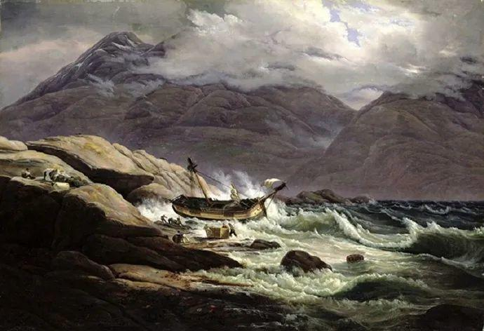 挪威山水画之父——达尔 (下)插图17