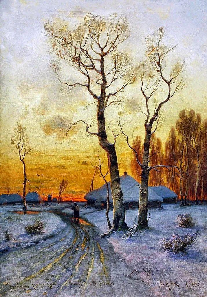 高对比度的美学手法,神秘浪漫的俄罗斯风景!插图11