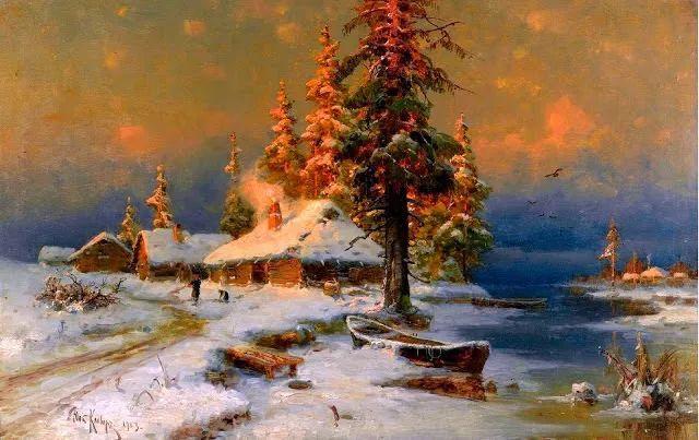 高对比度的美学手法,神秘浪漫的俄罗斯风景!插图21