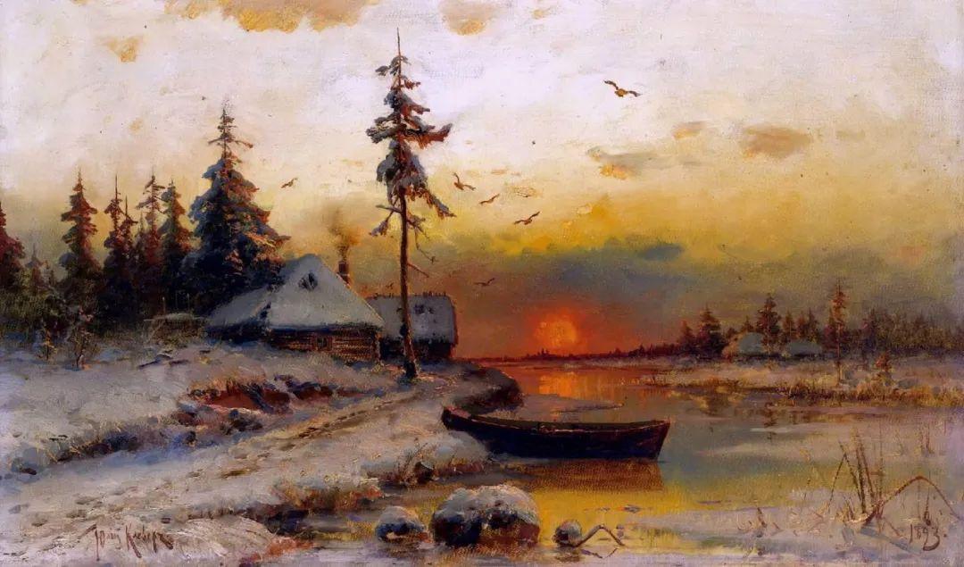 高对比度的美学手法,神秘浪漫的俄罗斯风景!插图23