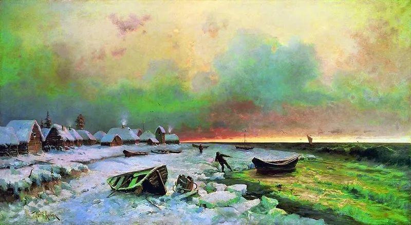高对比度的美学手法,神秘浪漫的俄罗斯风景!插图29