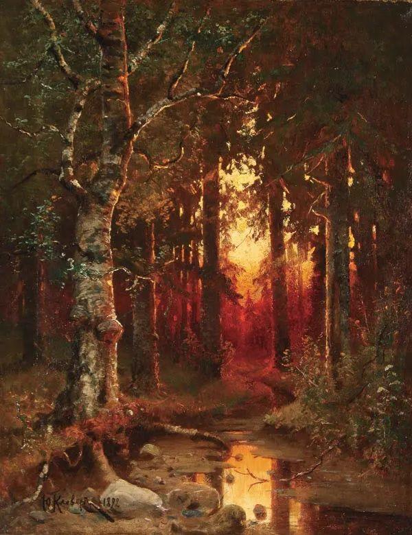 高对比度的美学手法,神秘浪漫的俄罗斯风景!插图31