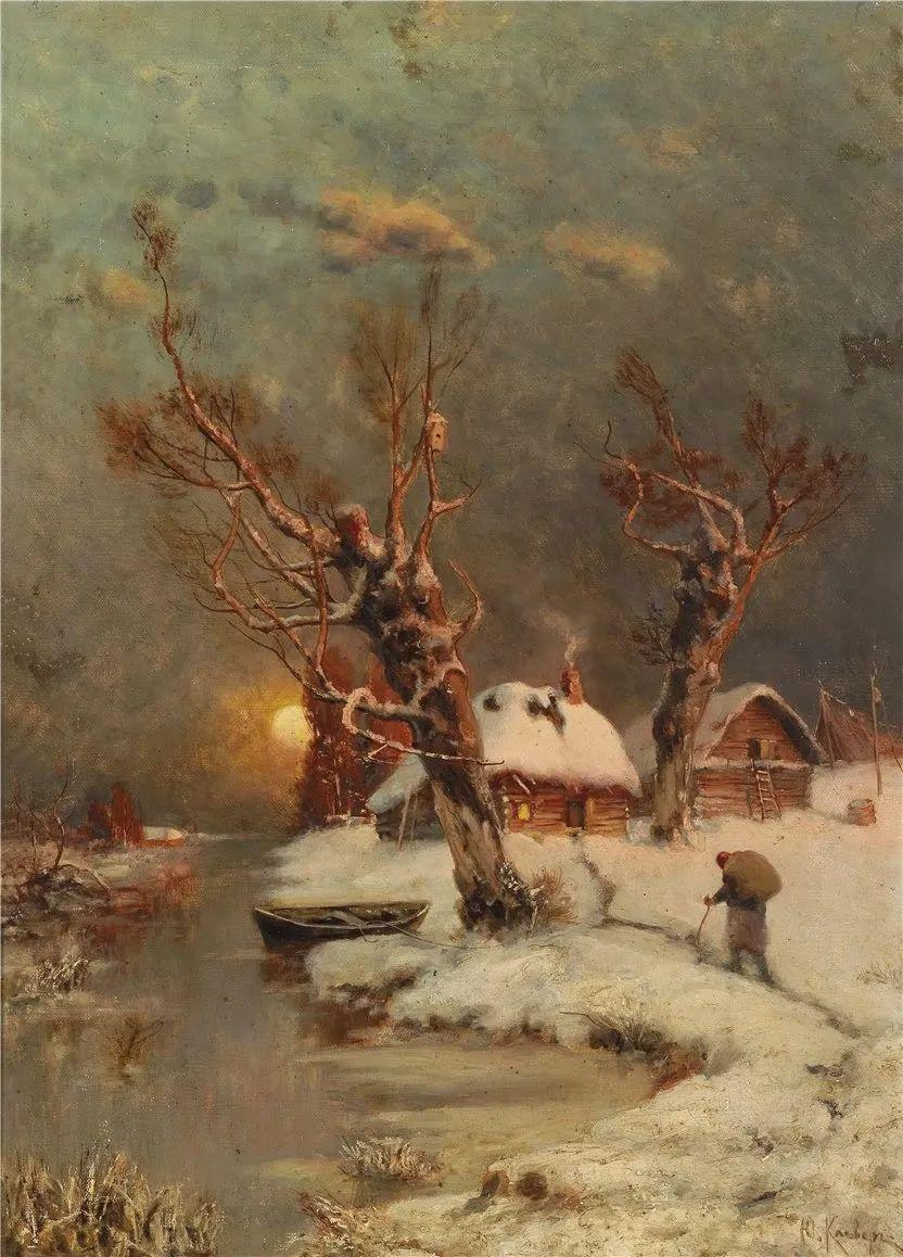 高对比度的美学手法,神秘浪漫的俄罗斯风景!插图35