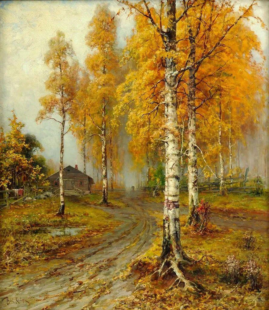 高对比度的美学手法,神秘浪漫的俄罗斯风景!插图43