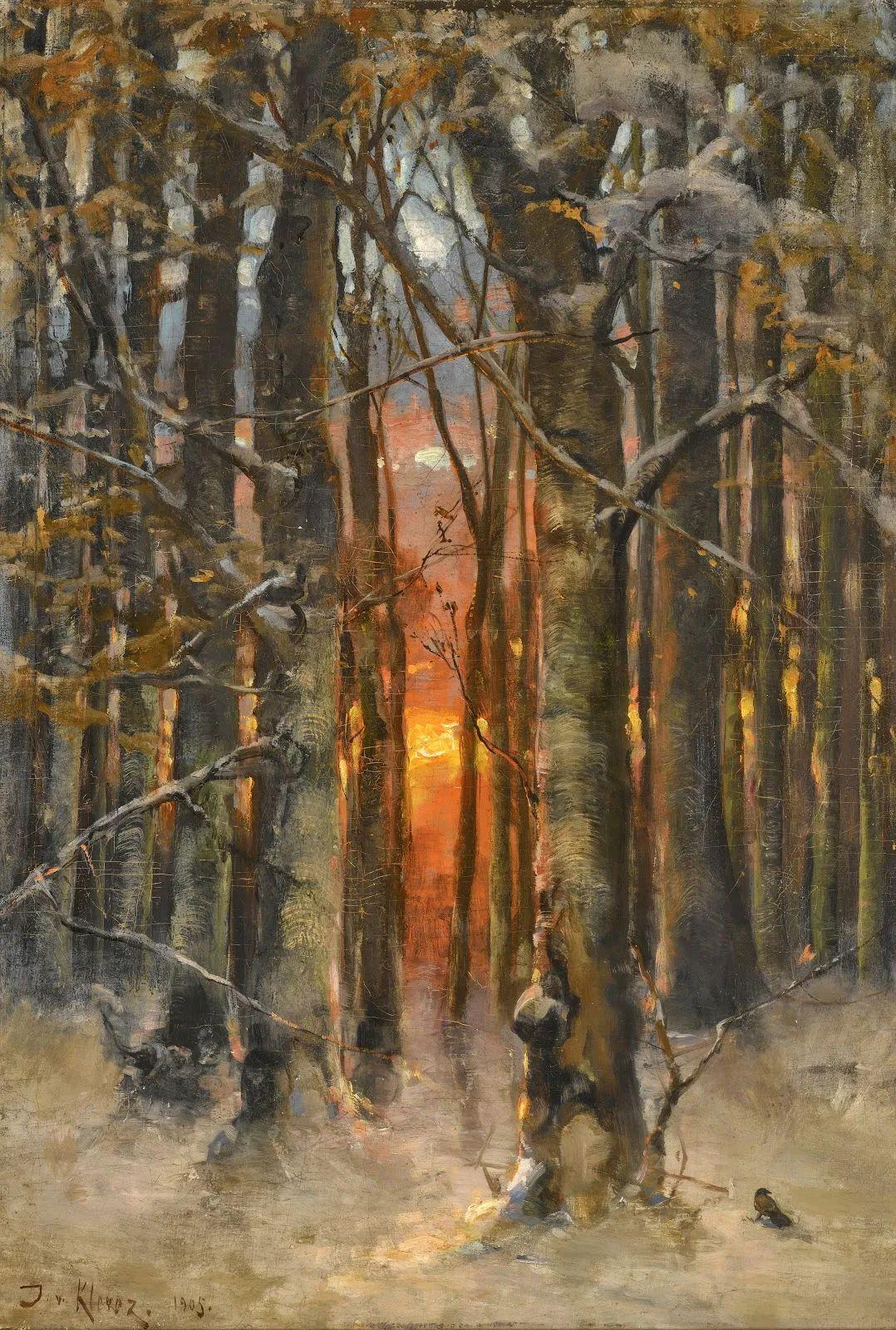 高对比度的美学手法,神秘浪漫的俄罗斯风景!插图47