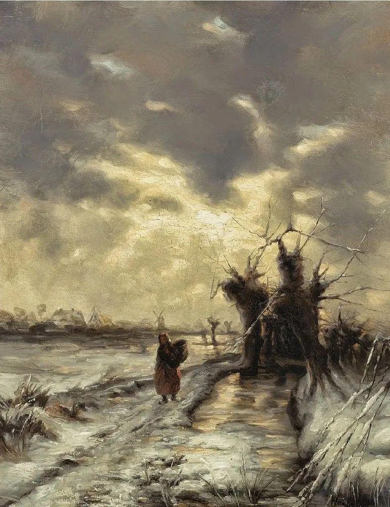 高对比度的美学手法,神秘浪漫的俄罗斯风景!插图55