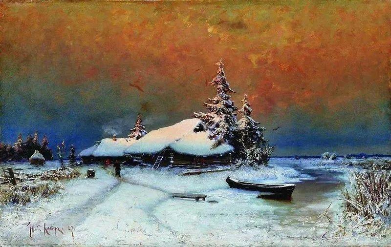 高对比度的美学手法,神秘浪漫的俄罗斯风景!插图67