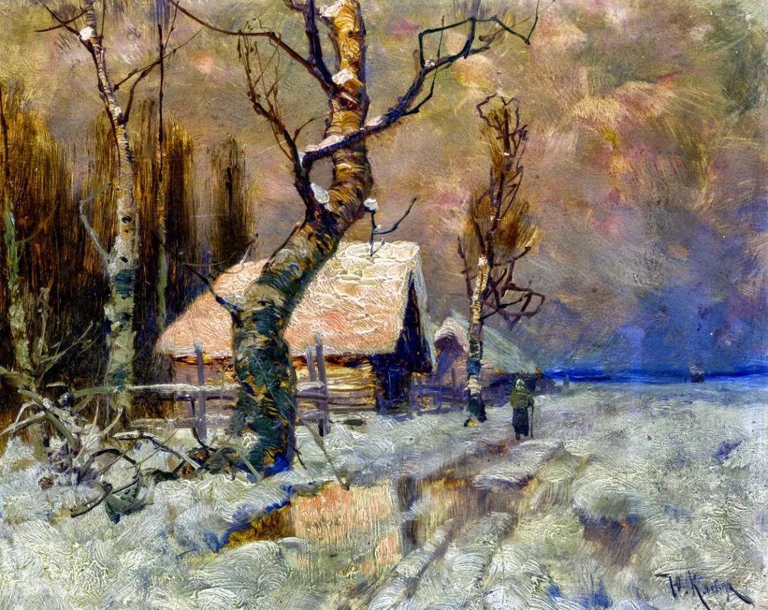 高对比度的美学手法,神秘浪漫的俄罗斯风景!插图69