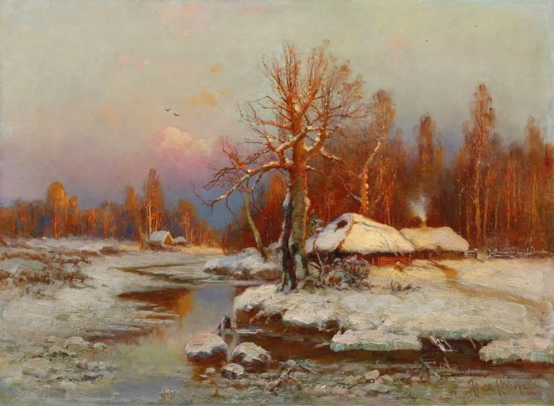 高对比度的美学手法,神秘浪漫的俄罗斯风景!插图73