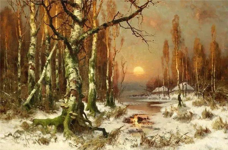 高对比度的美学手法,神秘浪漫的俄罗斯风景!插图77