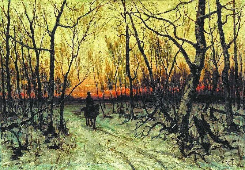 高对比度的美学手法,神秘浪漫的俄罗斯风景!插图81