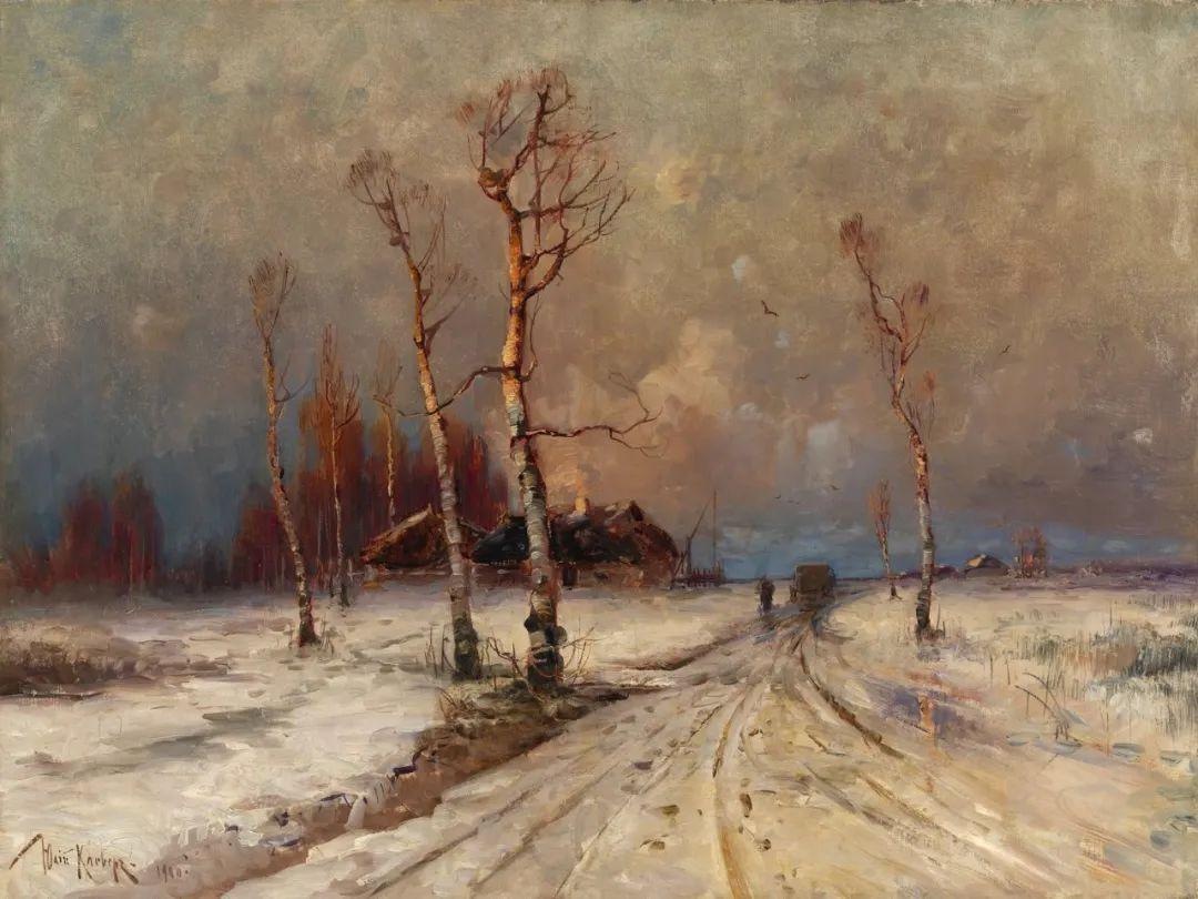 高对比度的美学手法,神秘浪漫的俄罗斯风景!插图105