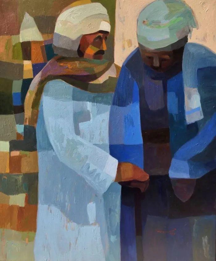 埃及   Mohamed Abou Elwafa画选插图5