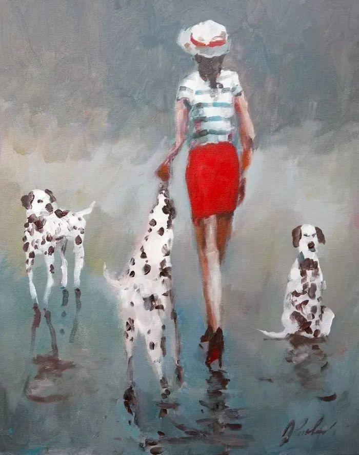波兰艺术家杰西·奇切奇作品选插图13
