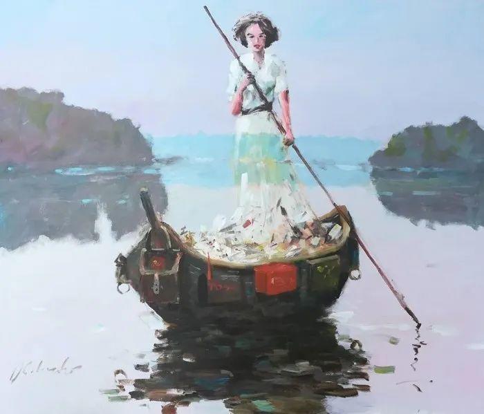 波兰艺术家杰西·奇切奇作品选插图25
