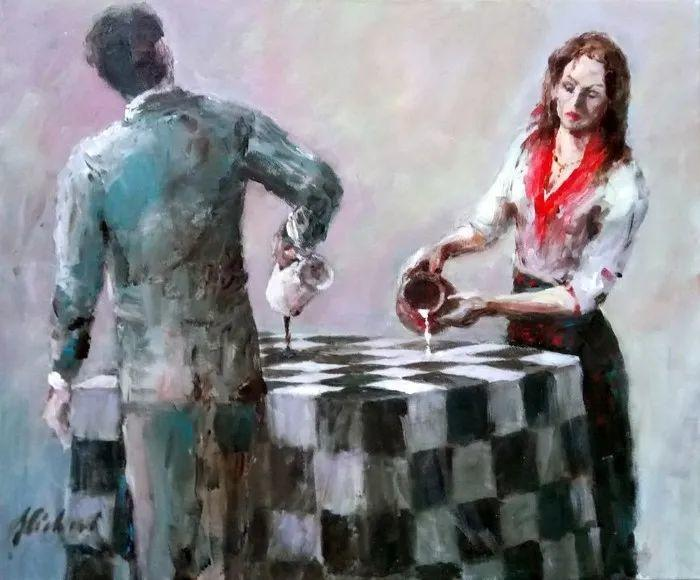 波兰艺术家杰西·奇切奇作品选插图27