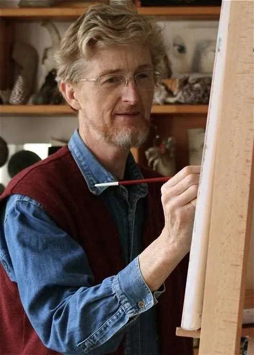 自然光与美人,英国画家保罗·赫德利插图3