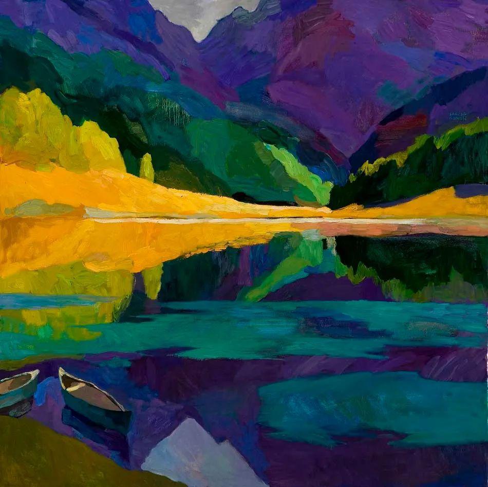 她为画作注入了色彩和生命!插图41