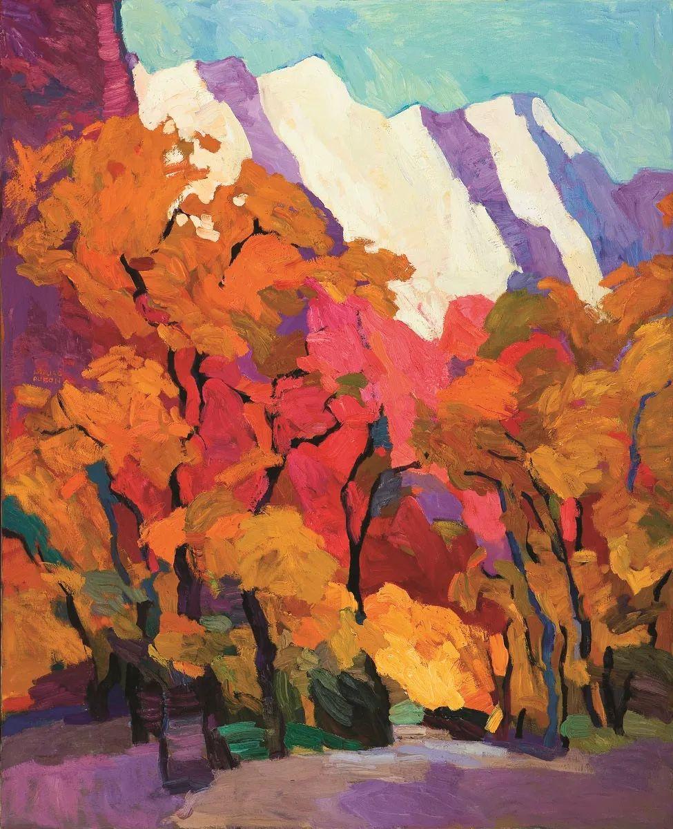 她为画作注入了色彩和生命!插图139