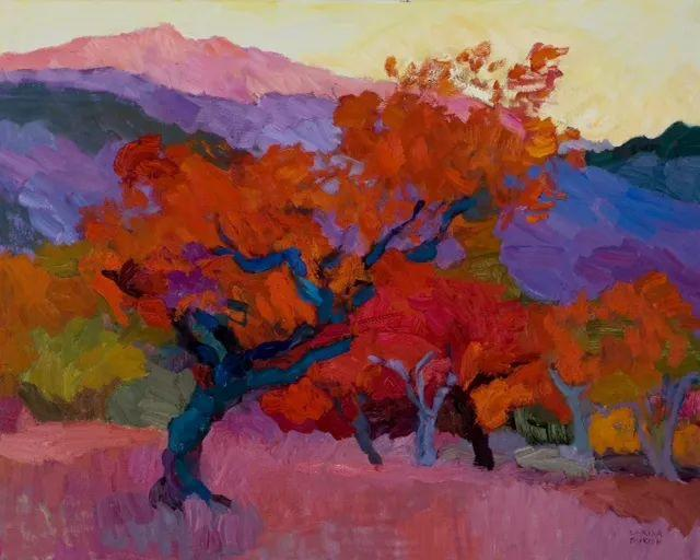她为画作注入了色彩和生命!插图141