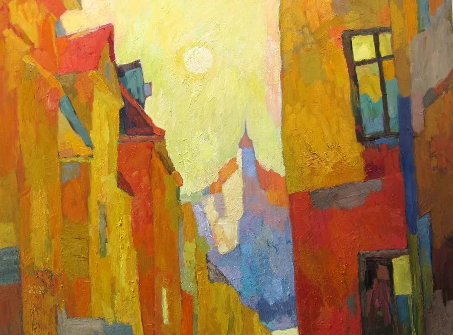 她为画作注入了色彩和生命!插图143